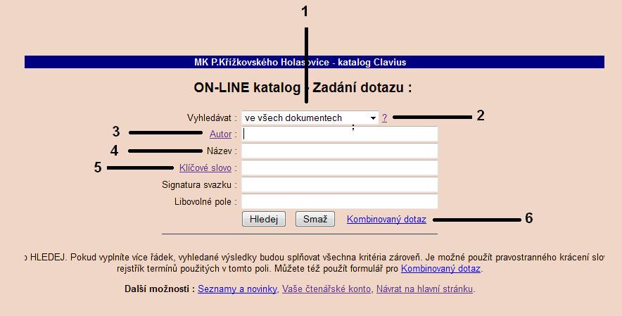 katalog popisky